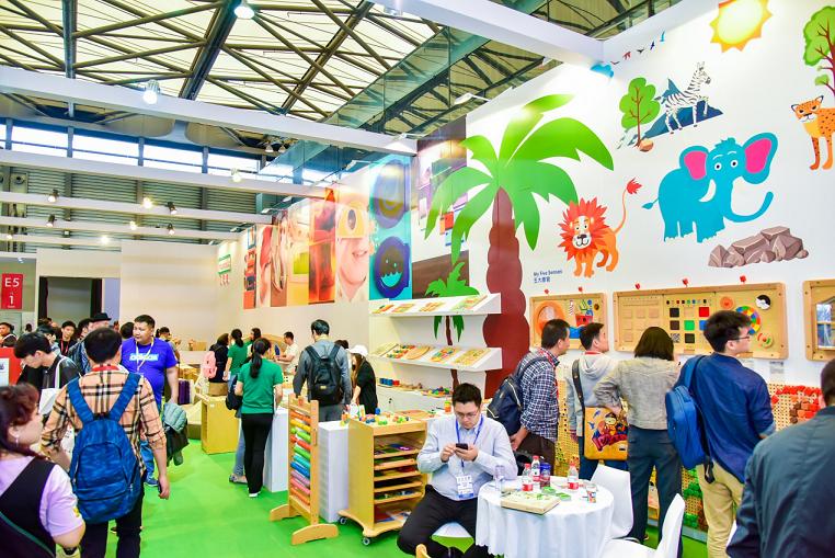 2020年CPE中国幼教展买家资源丰富,全方位助力企