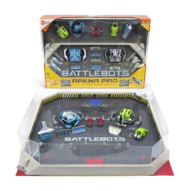 欧美市场深受欢迎的科技玩具品牌HEXBUG赫宝参加CTE中国玩具展
