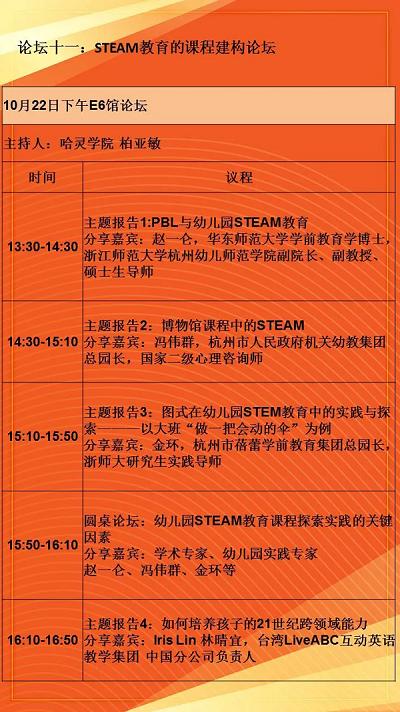 重磅嘉宾,最新活动议程来了!2020年中国学前教育发展大会进入倒计时!