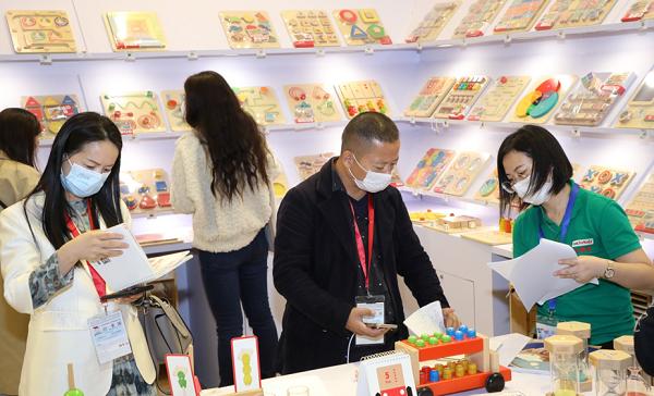2021CPE中国幼教展按下启动键,展位火热抢订,优惠力度空前