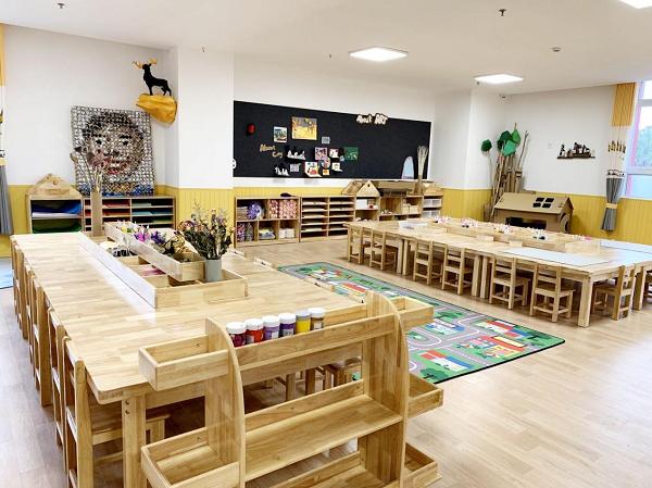 """幼儿园建设的""""优秀指导员"""",泰岳教育亮相2021CPE中国幼教展"""